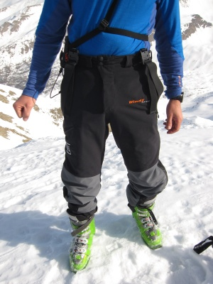 Pantalon Windy Summit de Vertical