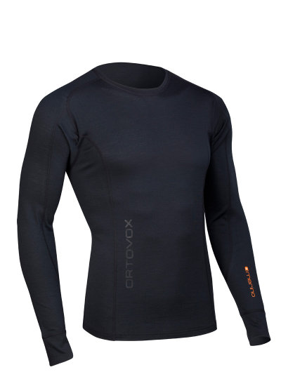 Ortovox Merino 185 Long Sleeves, manches longues
