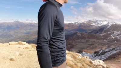 Sous-vetement Mizuno Breath Thermo + wool (laine merino)
