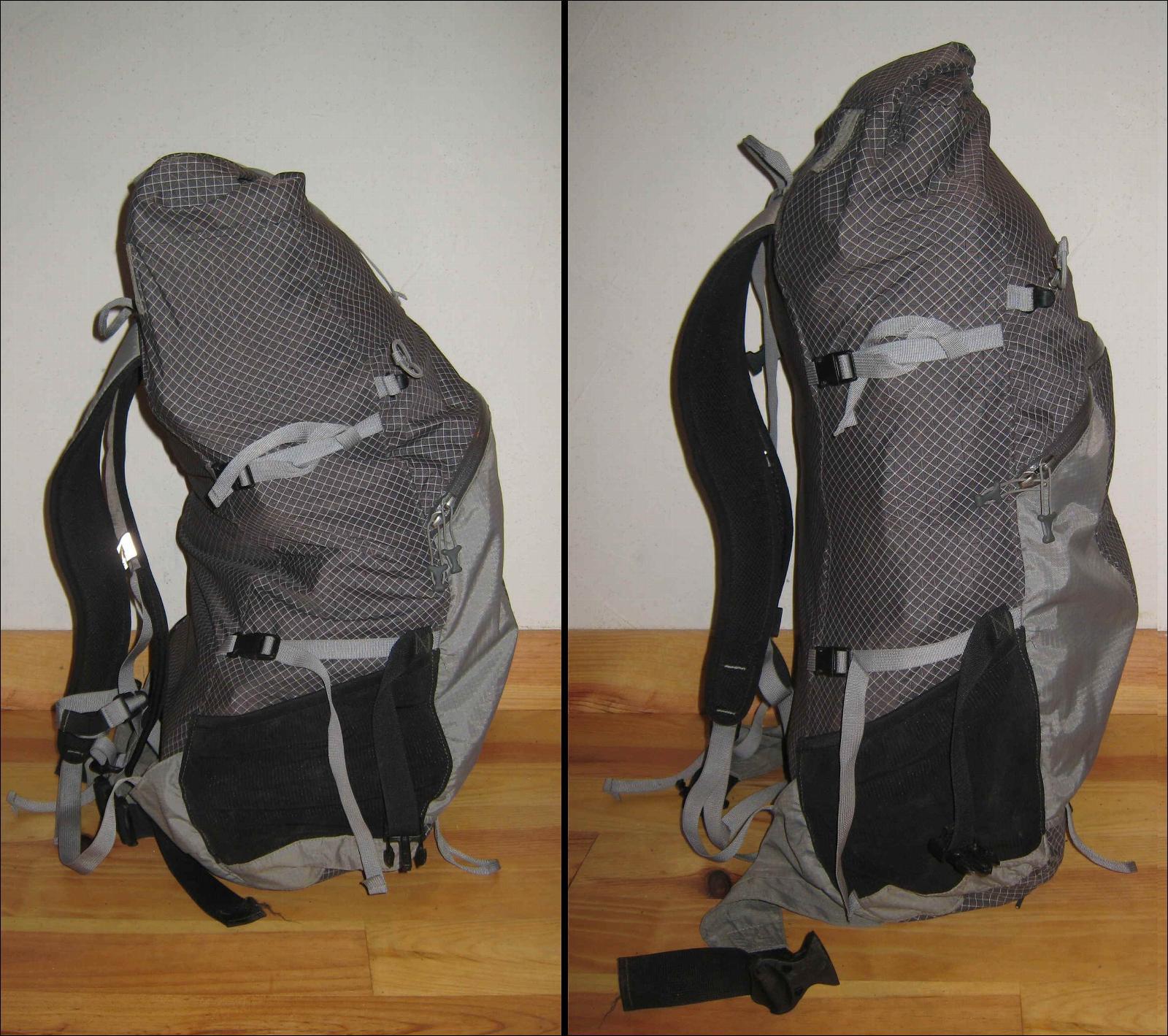 Ensemble Rideau Lourd Et Leger : Porter lourd avec un sac léger