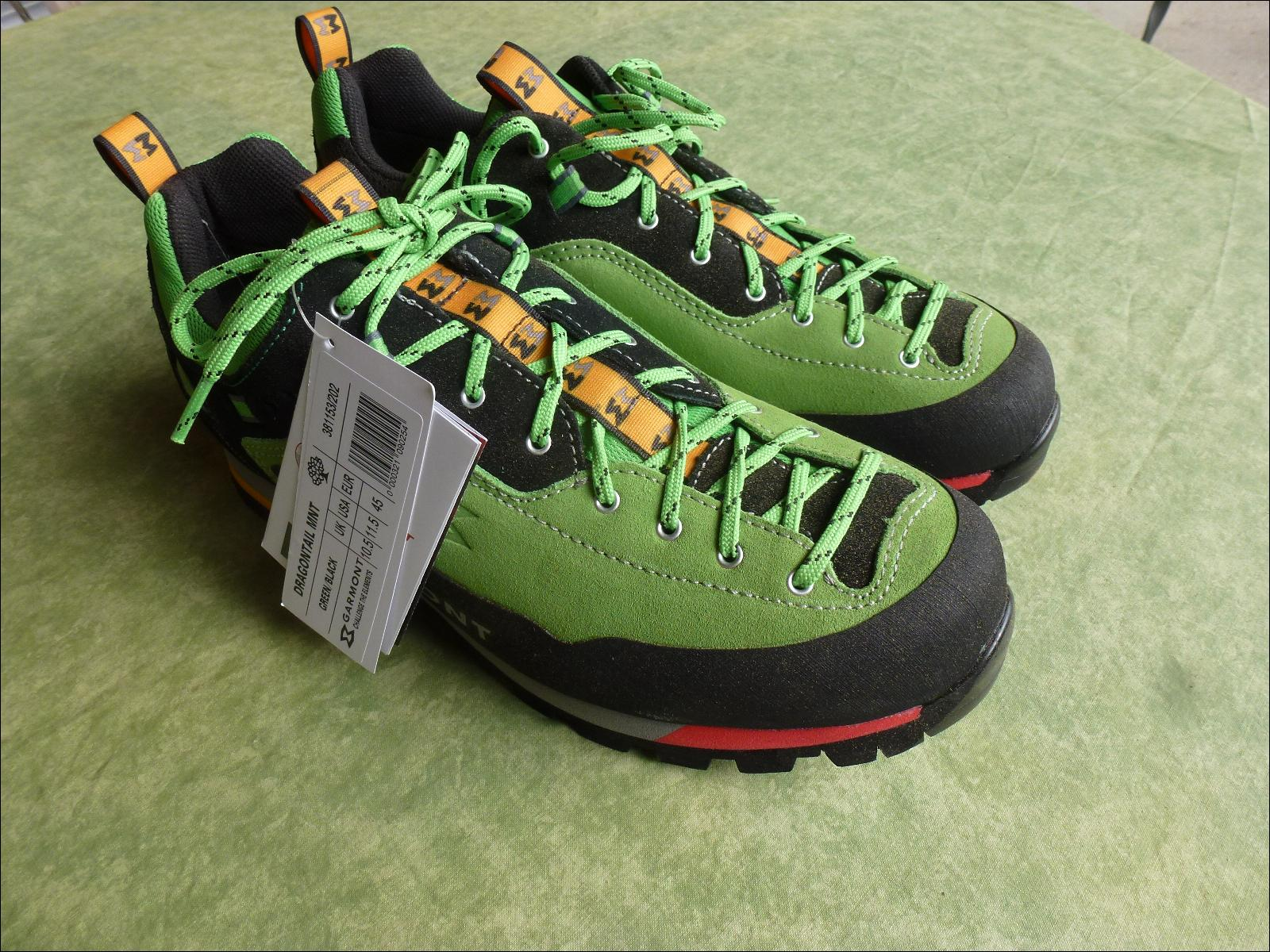 2701abcf28 Chaussures d'approche et escalade Garmont dragontail GMT
