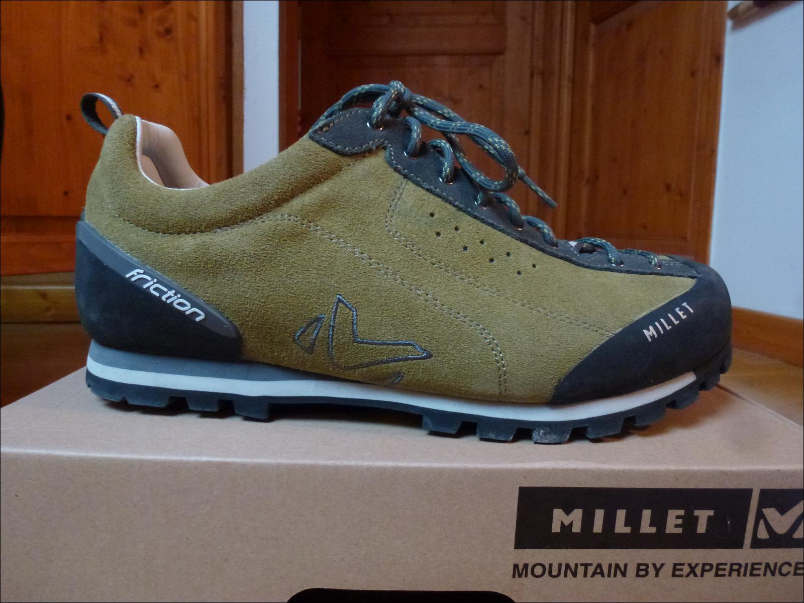 Millet Approche Friction Chaussure D millet Friction millet PZXiOTku