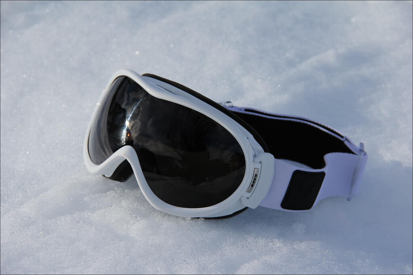 masque de ski demetz panora ecran polaris photochromique