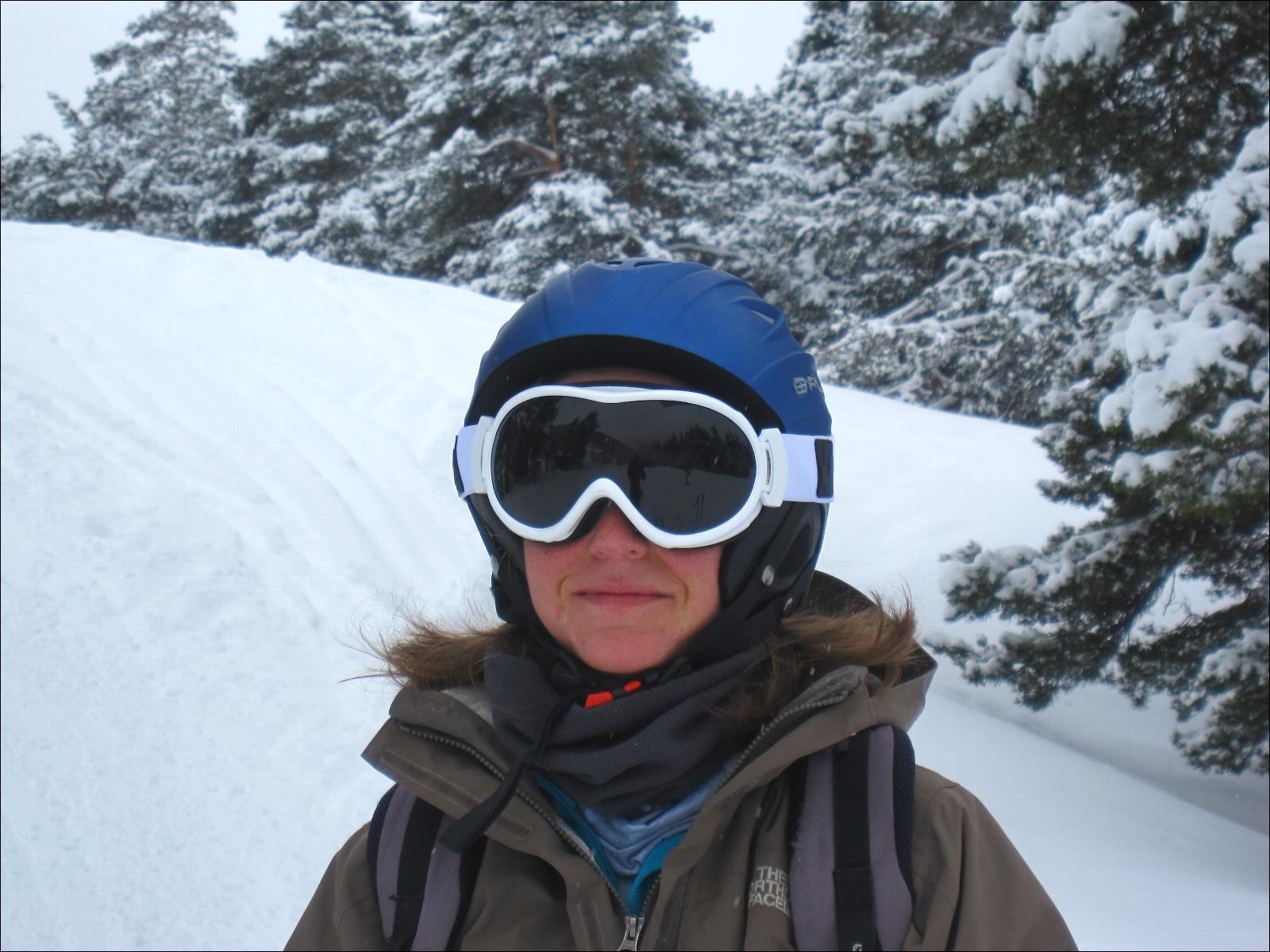 Masque de ski demetz panora ecran polaris photochromique for Ecran photochromique
