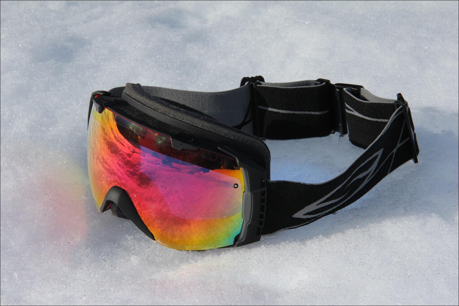 masque de ski smith optics i o ecran photochromic red sensor. Black Bedroom Furniture Sets. Home Design Ideas