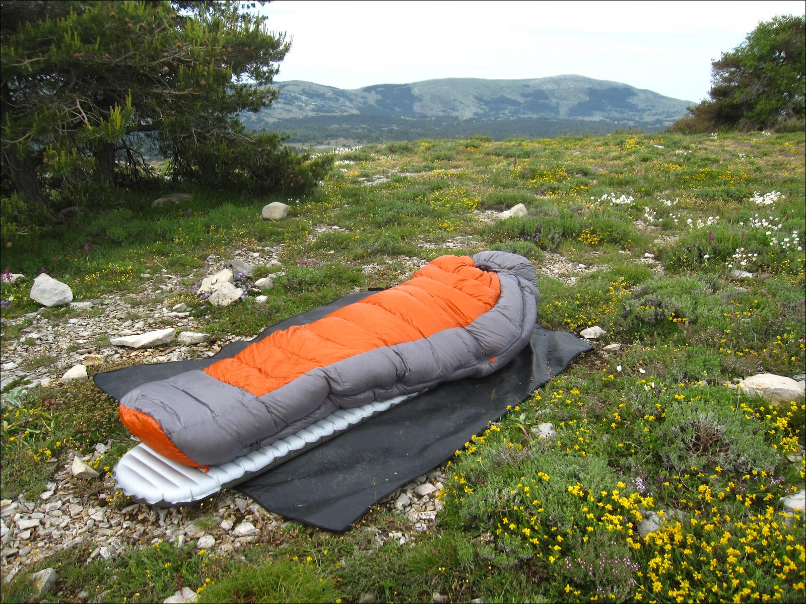 sac de couchage exped lite 900