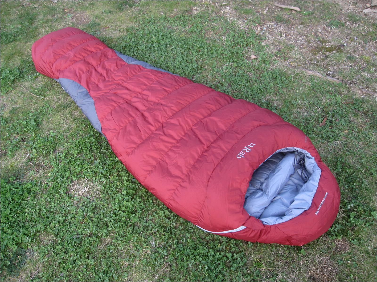 sac de couchage rab