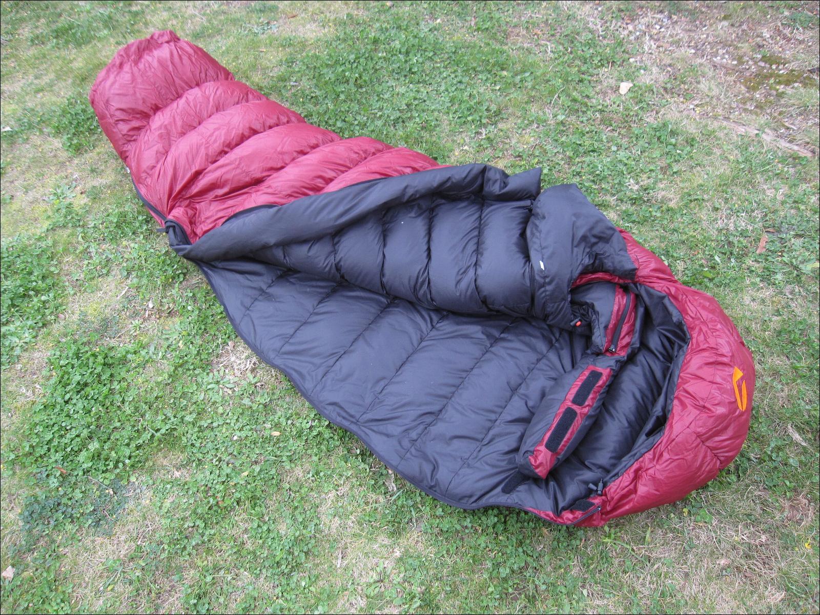 EN 13537 : température d'utilisation d'un sac de couchage