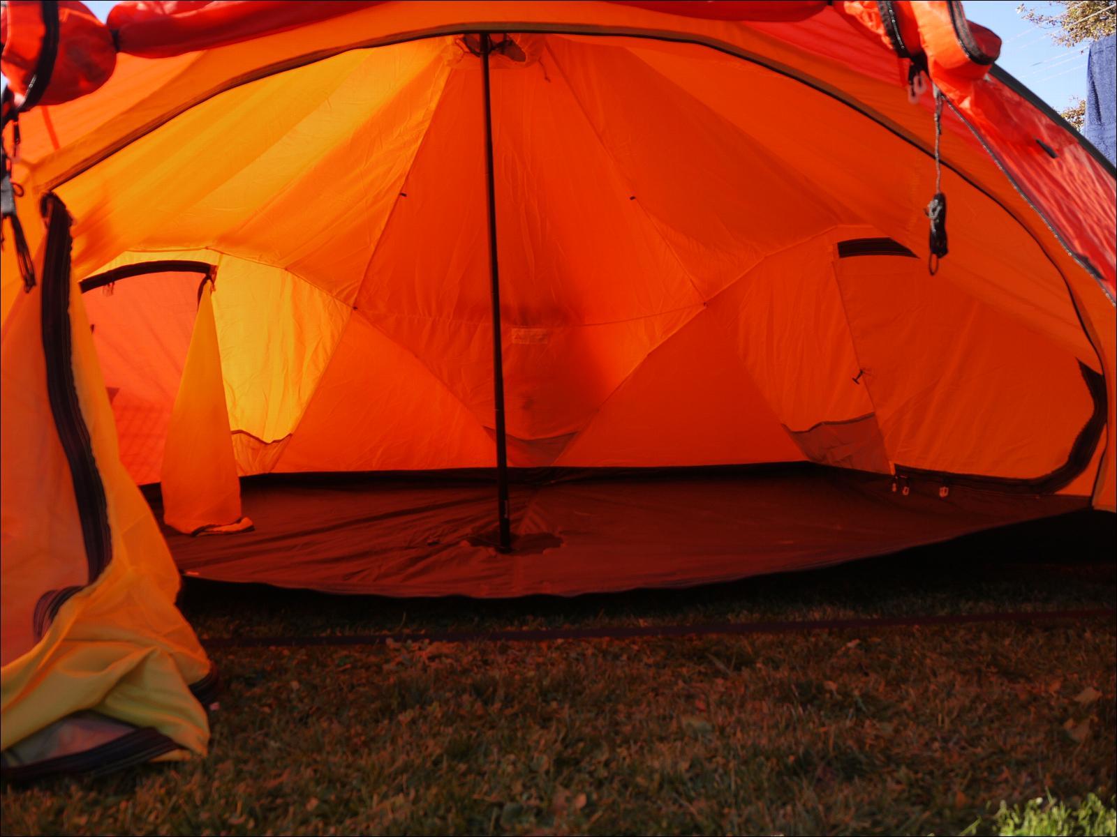Tente bergans wiglo lt4 for Tente deux chambres