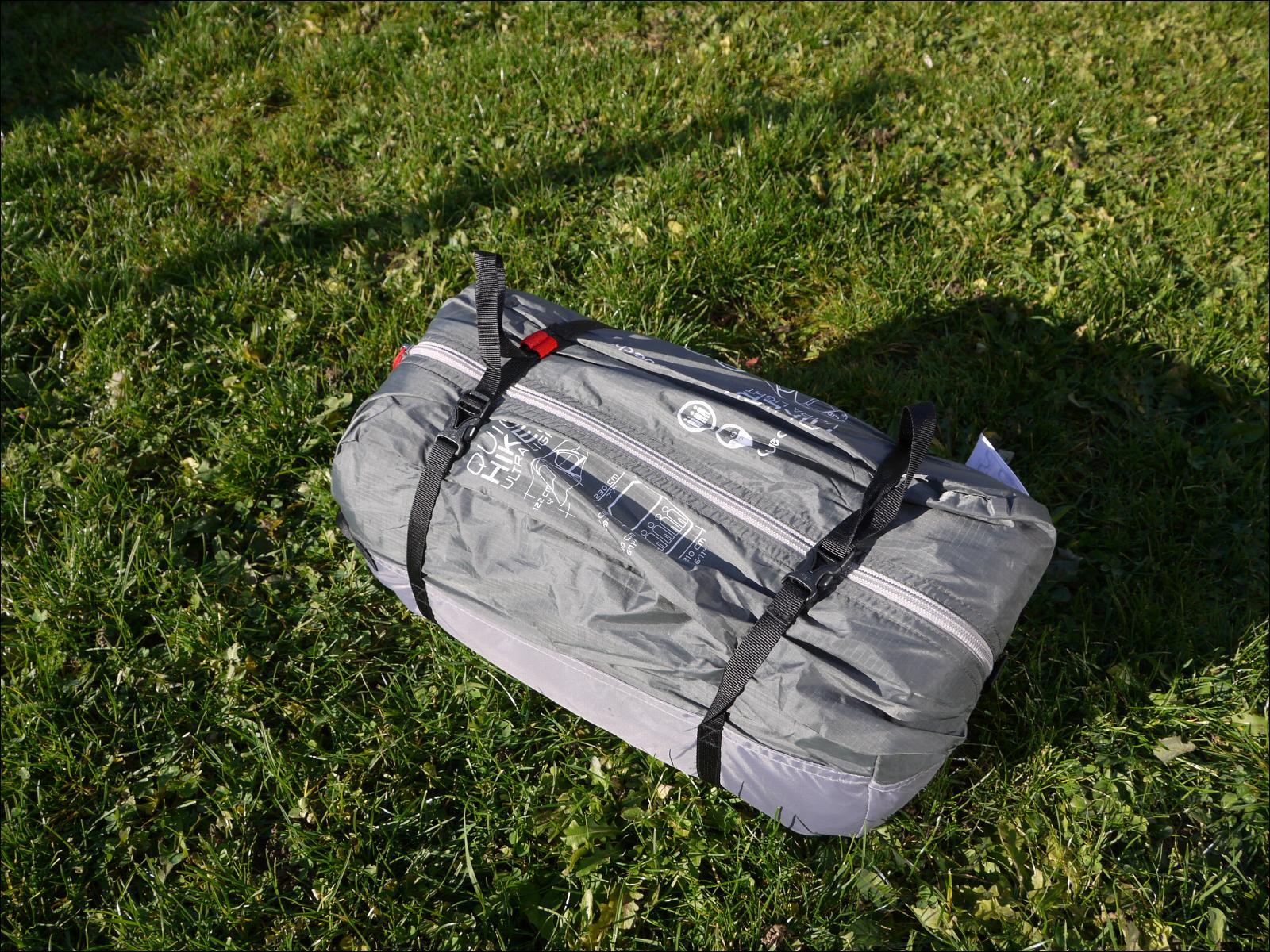 Zelt Quickhiker Ultralight 3 Test : Tente quechua quickhiker ultralight