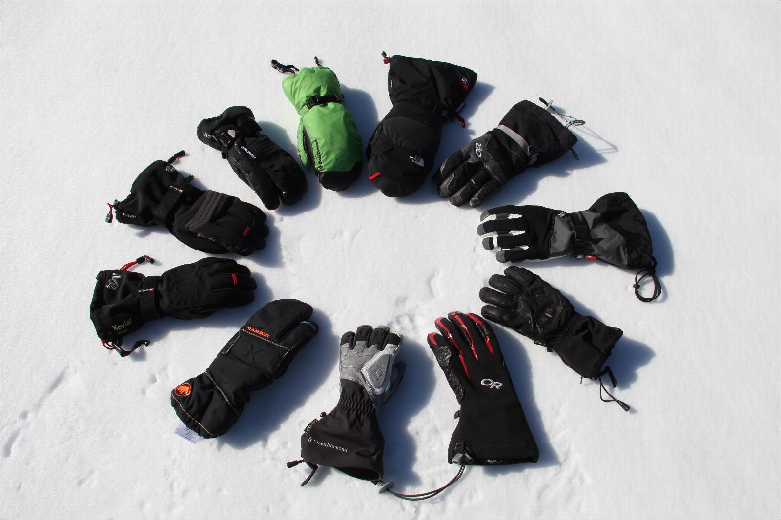 01f5c2d0e4dba Test comparatif de gants chauds, moufles et gants chauffants