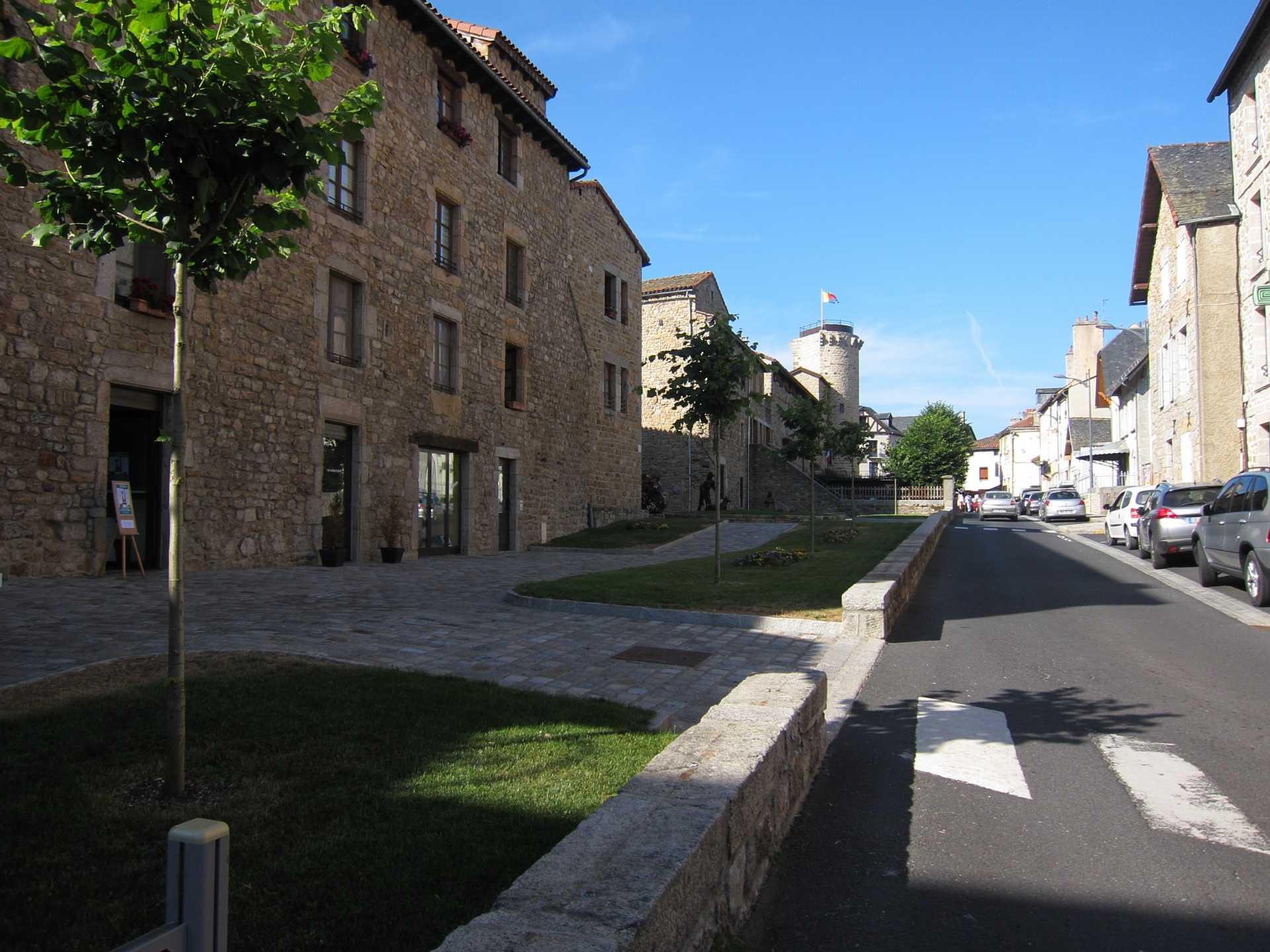 Piscine Du Malzieu Ville