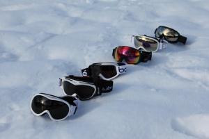 Masques de ski photochromiques