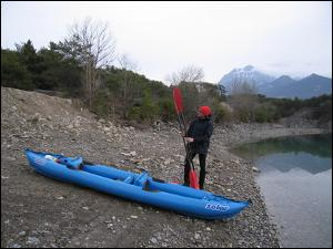 Magazine carnets d 39 aventures technique - Test kayak gonflable ...
