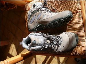 Chaussures Merrell Chameleon Arc Mid Waterproof
