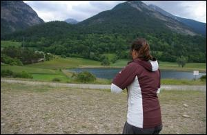 Veste Vaude Womens Lake Jacket