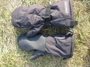 Moufles Outdoor Design Summit Mitt Inferno
