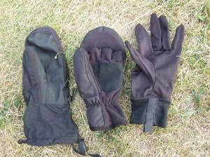 Gants Vaude Argon event 3 in 1 gloves