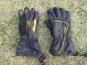 Gants Camp G shell + lite
