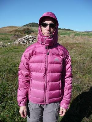 Doudoune Mountain Equipment Light Line jacket