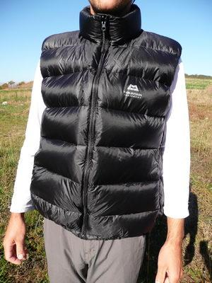 Doudoune Mountain Equipment Xero vest