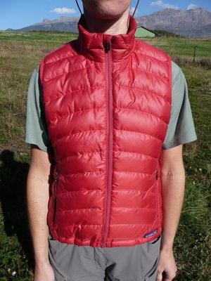 Doudoune Patagonia Down Sweater vest
