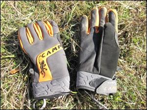 Gants Camp Geko light