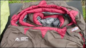 Sac couchage expédition grand froid Helsport Kongsfjorden