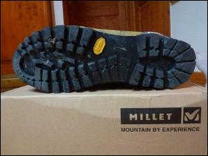 Chaussures d'approche et escalade Millet Friction