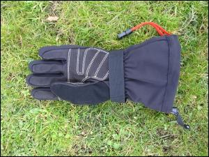 Gants Millet Ice Fall GTX