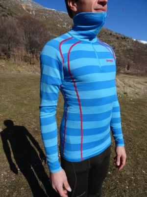 Bergans of Norway – Fjellrapp Half Zip