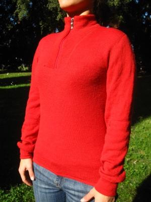 Woolpower – Zip Turtleneck 200