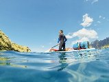Couverture deMajorque en Stand Up Paddle, 9 jours en autonomie