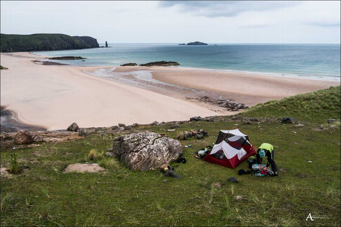 Etape 1: Cape Wrath - Sandwood Bay