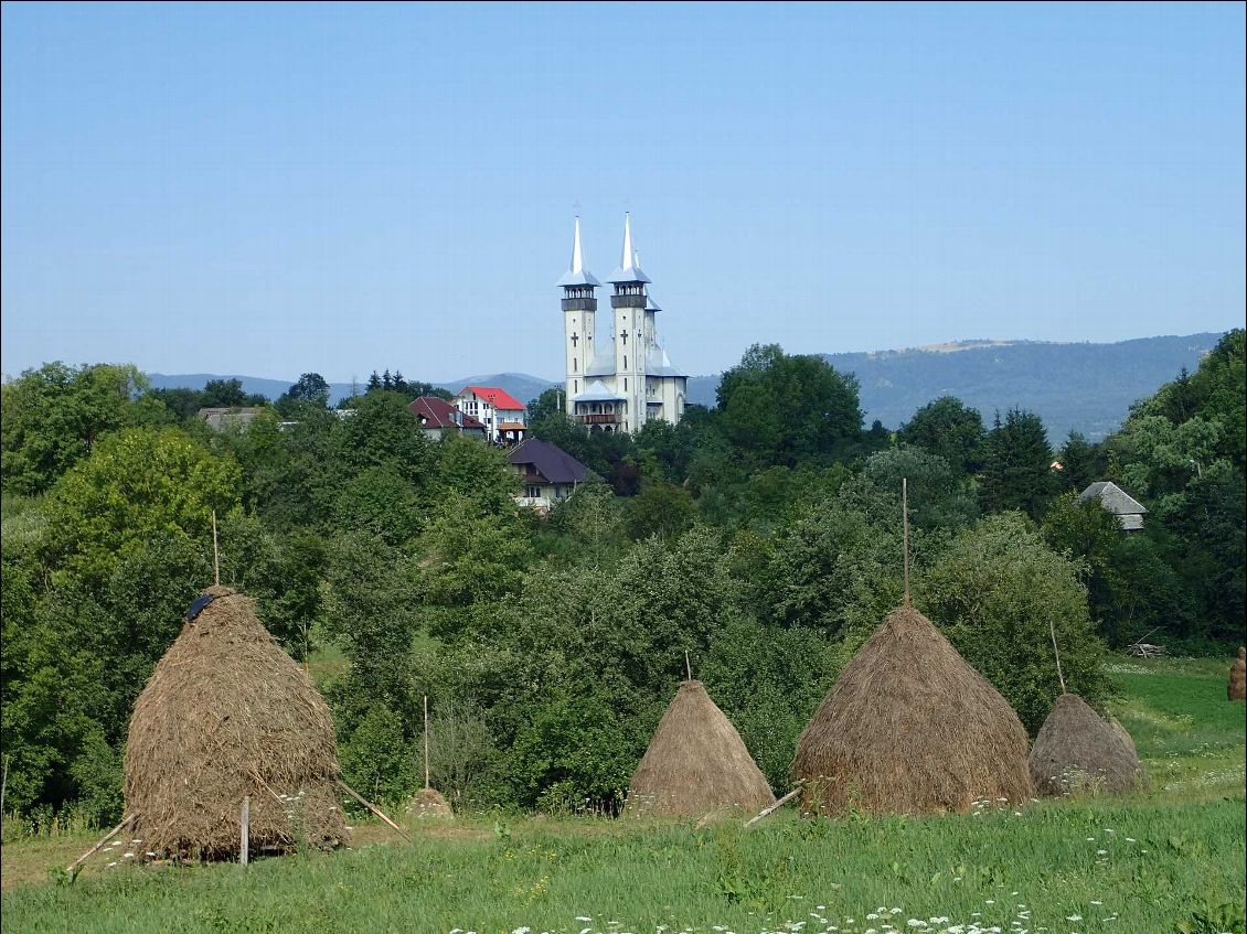 Couverture de Maramures on bike