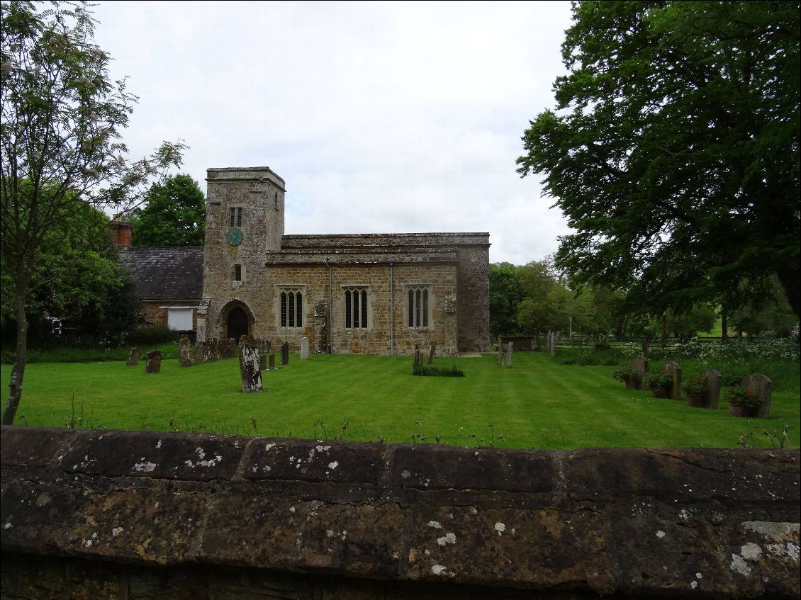 St. James' Church, Nether Worton, Oxfordshire