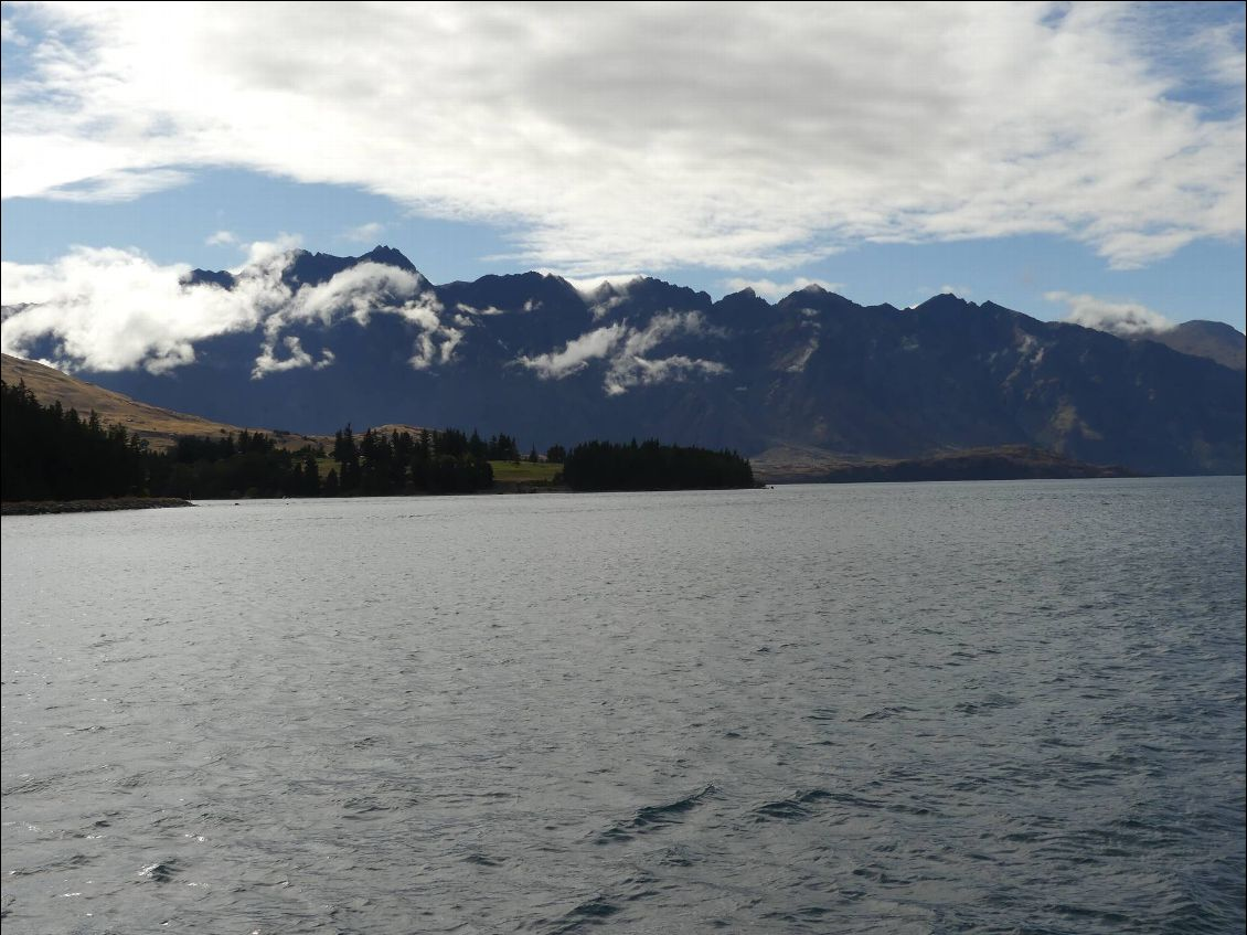 J16: Queenstown - Mavora lakes