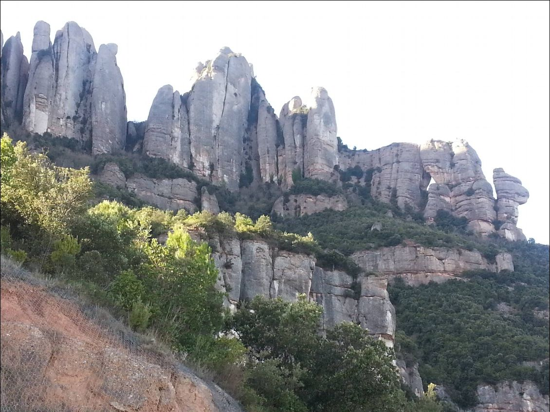 Redescente de Monserrat