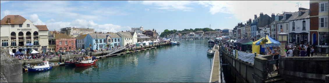Weymouth port.