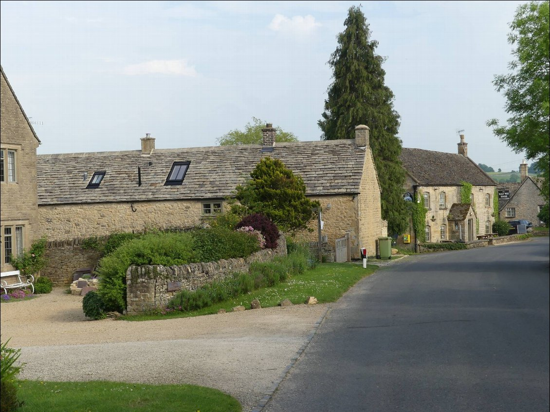 les jolis villages des Cotswolds