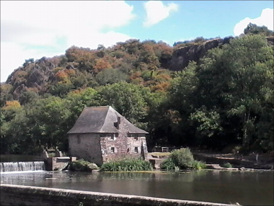 Le moulin du Boel