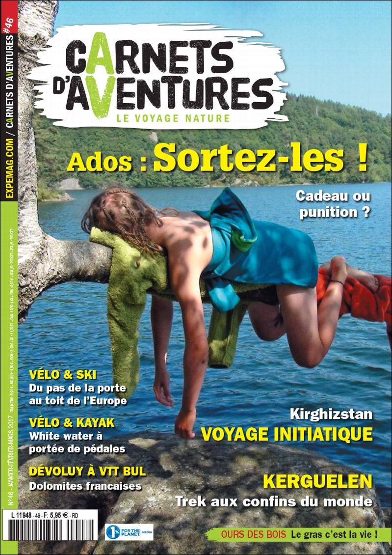 Edito Carnets d'Aventures #46