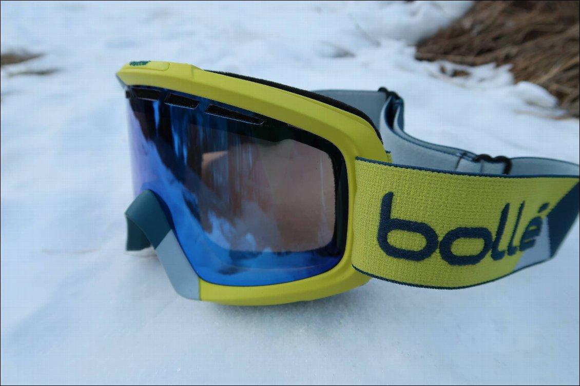 masque de ski boll nova ii ecran modulator light control. Black Bedroom Furniture Sets. Home Design Ideas