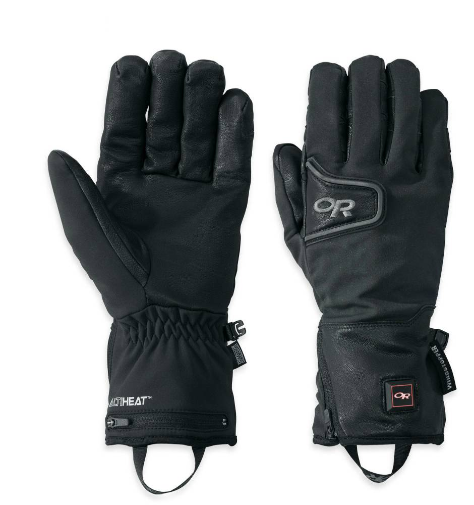 Gants chauffants Outdoor Research Stormtracker