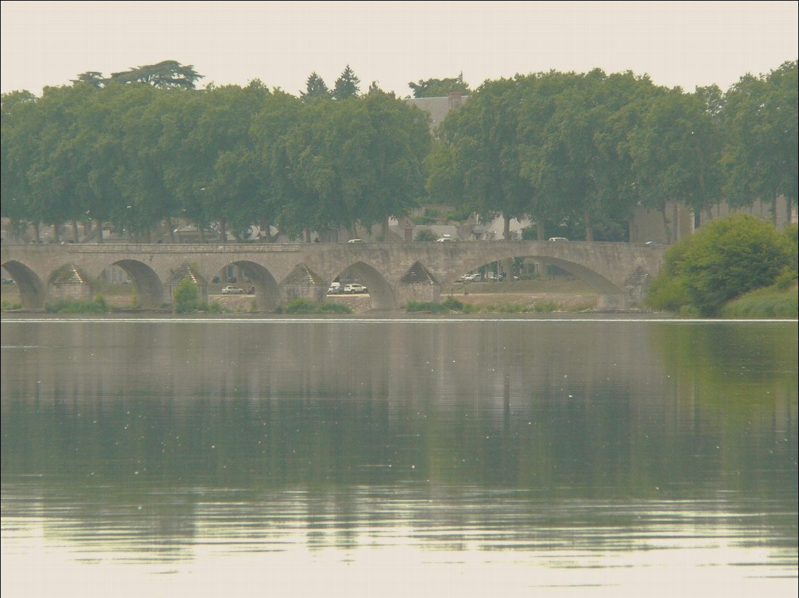 Beaugency et son pont