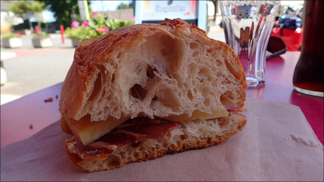 Le sandwich made in Aveyron