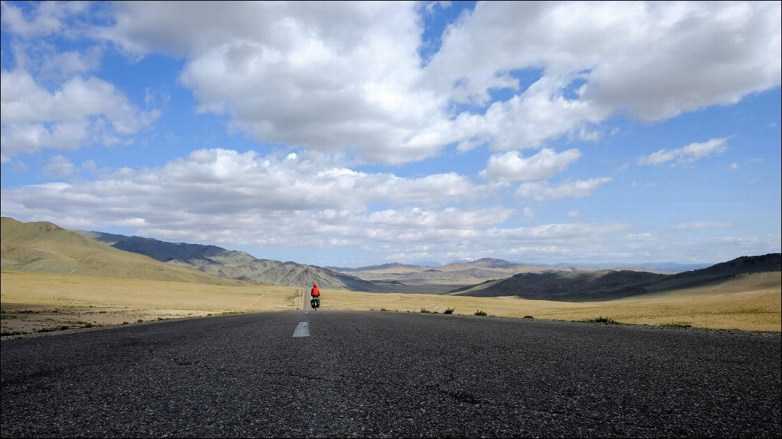 Mongolie infinie