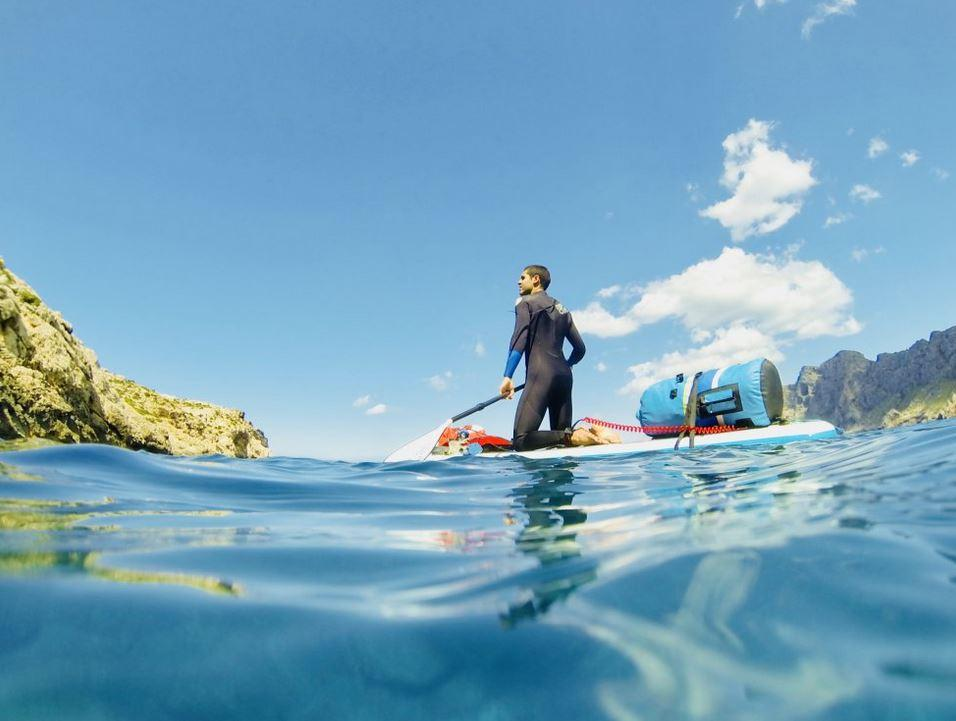 Couverture de Majorque en Stand Up Paddle, 9 jours en autonomie