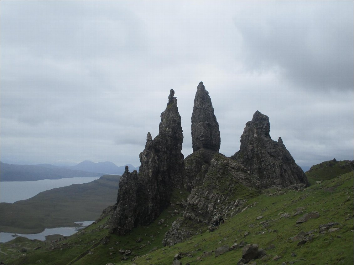 The great West : îles Hébrides et Skye